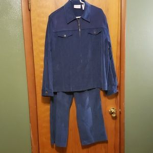 Alfred Dunner Corduroy outfit size 16